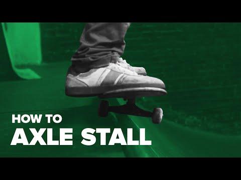 How to Do a 50-50 | Bam Skateboarding