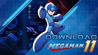 How To Download Mega Man 11 PC For Free 100% Working
