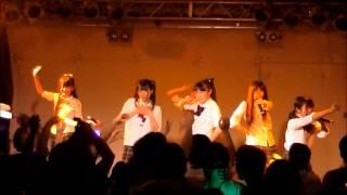 3月3日 沖縄市 SALT&PEPPER さんで行われた、姫祭り でのRYUKYU IDOL ラ...