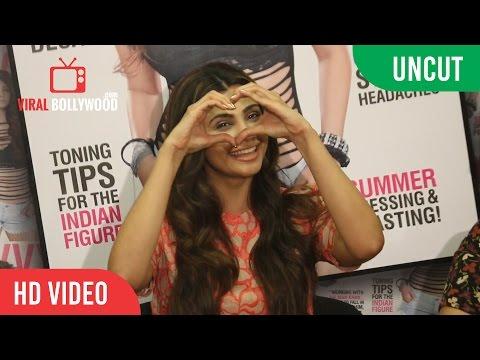 UNCUT  - Daisy Shah Unveil Savvy Magazine | ViralBollywood Entertainment