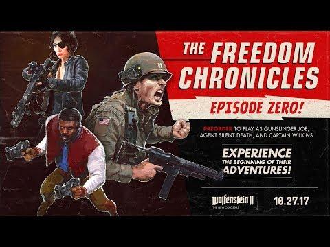 Wolfenstein II: The Freedom Chronicles - Season Pass