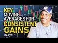 Key Moving Averages for Consistent Trading Gains - Part 2