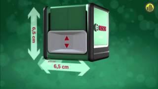 Лазерный нивелир BOSCH Quigo 2(Обзор, тест, отзывы и работа лазерного нивелира BOSCH Quigo 2. Узнать подробную информацию об этой модели и купит..., 2014-12-10T13:42:08.000Z)