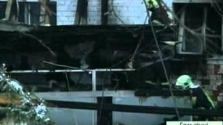 В Москве взорвался ресторан