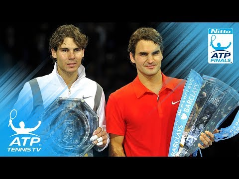 Federer v Nadal: ATP Finals 2010 Final Highlights Mp3