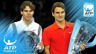 Federer v Nadal: ATP Finals 2010 Final Highlights