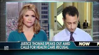 Megyn Kelly fight with Anthony Weiner