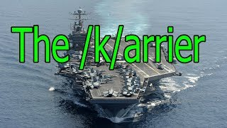 [4chan] The /k/arrier