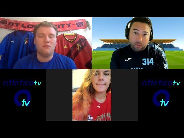 Atletico TV Show  15: UEFA Euros