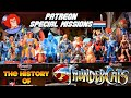 Patreon Special Missions: The History of Thundercats, HO!
