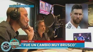 Lionel Messi se confes y habl de todo
