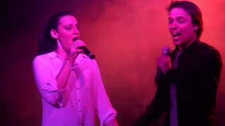 I Finally Found Someone B. Streisand & B. Adams (Video Clip) - Cover Matias Alvariza & Vicky Marconi