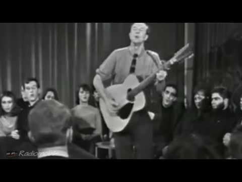 Pete Seeger (Live) - We shall overcome ...