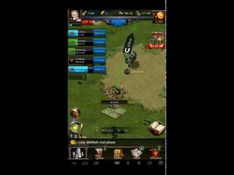Clash Of Kings How To Transfer Treasure Maps