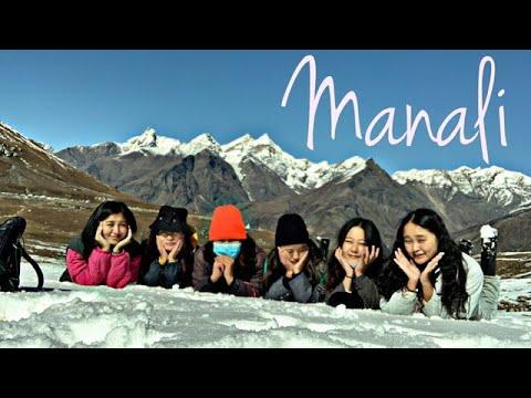 Bhutanese Girls Trip To Manali
