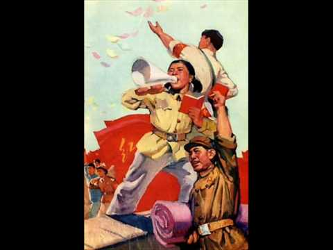 March of the Revolutionary Youth: a Cultural Revolution song