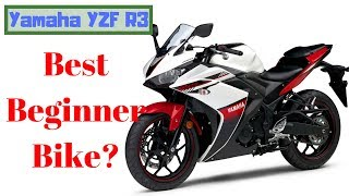 Yamaha YZF-R3 Best beginner bike Review