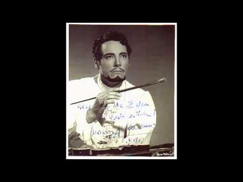 Mario Del Monaco Recondita Armonia Tosca 1954 live