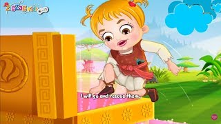 Baby Hazel Friends Forever | Full Movie Game | ZigZag Kids HD