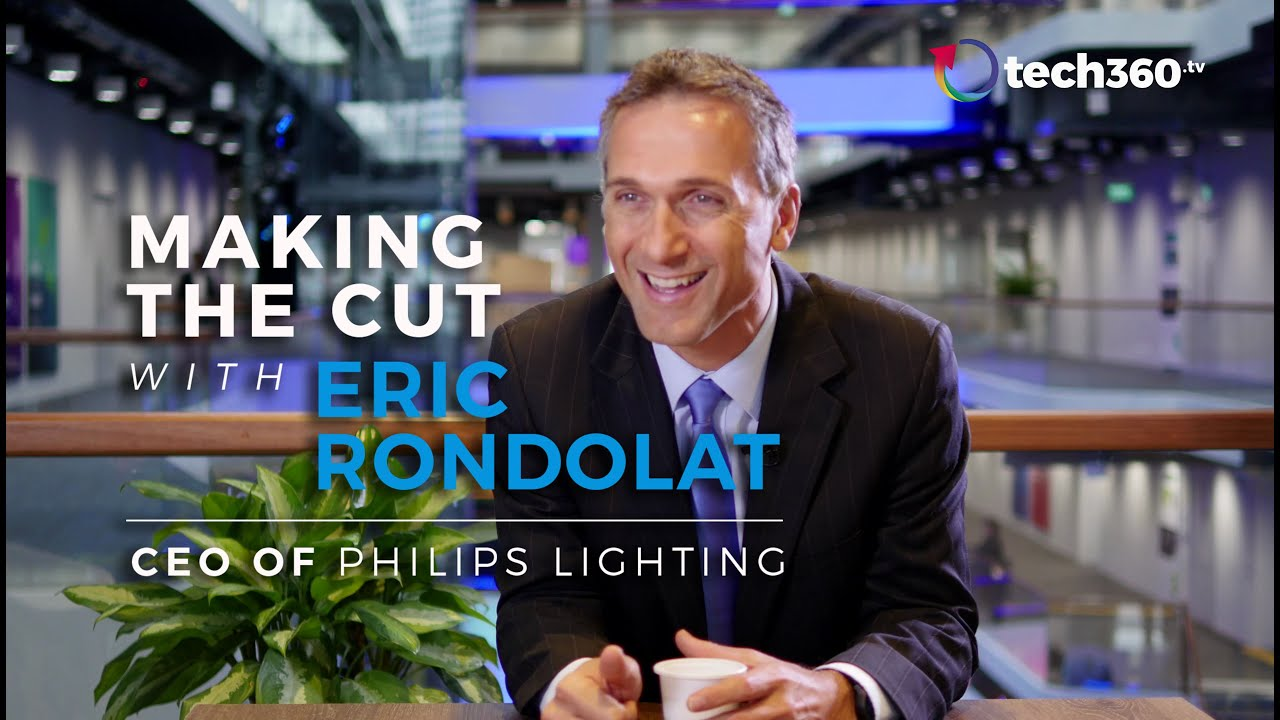 MAKING THE CUT: Interview with CEO of Philips Lighting ...