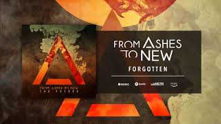 From Ashes To New - Forgotten (Official Audio)