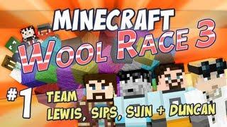vuclip Minecraft Tunnel Vision Part 1 - Shooting Kermit [Team Yogscast]