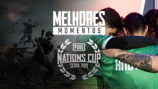PUBG NATIONS CUP - OS MELHORES MOMENTOS DO MUNDIAL
