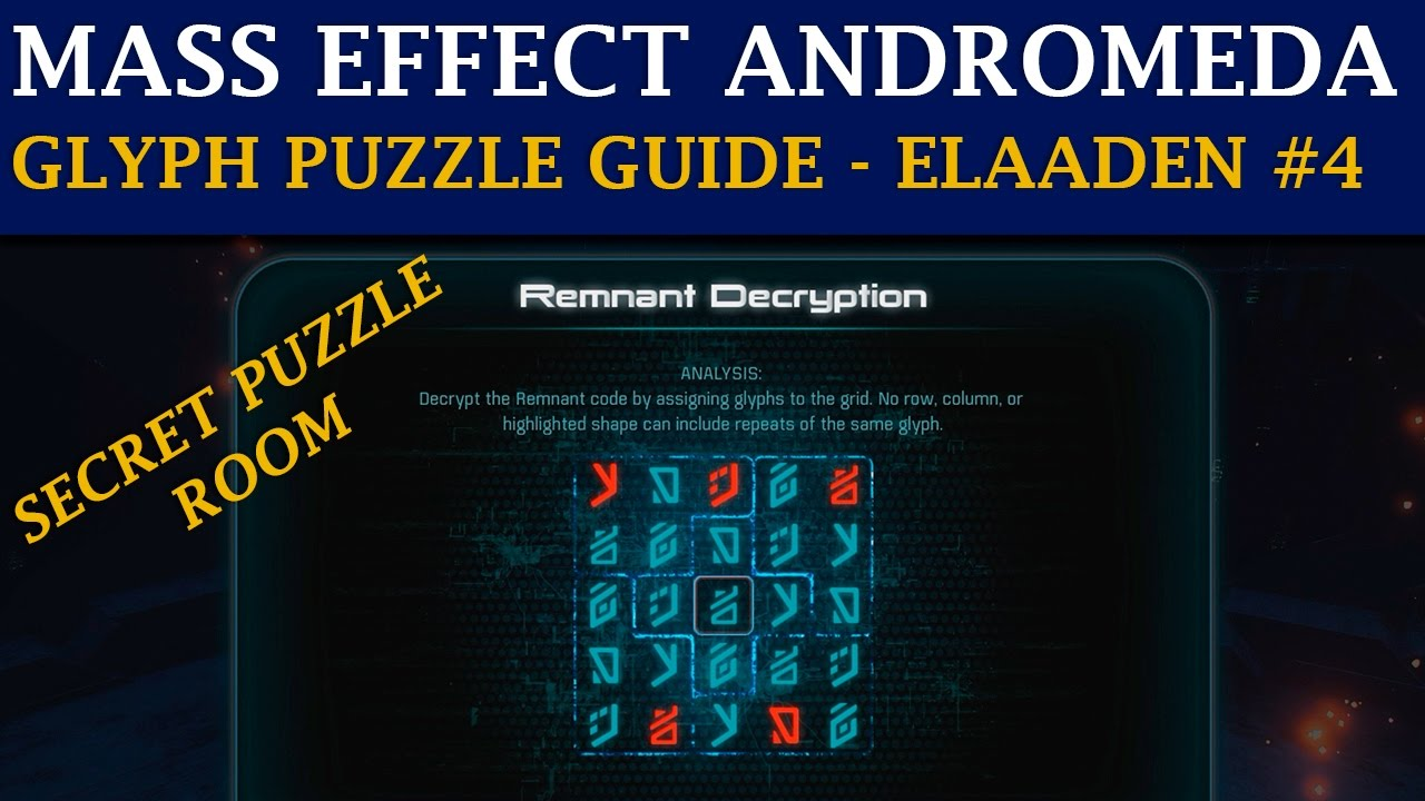 Mass Effect Andromeda Guide Planet Elaaden Glyph Puzzle 4