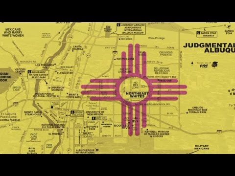 Albuquerque Resident: 'Judgmental Map' Stereotypes City