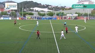 Turquia 0-Grècia 1. Jocs Mediterranis Tarragona 2018: Resum de gols