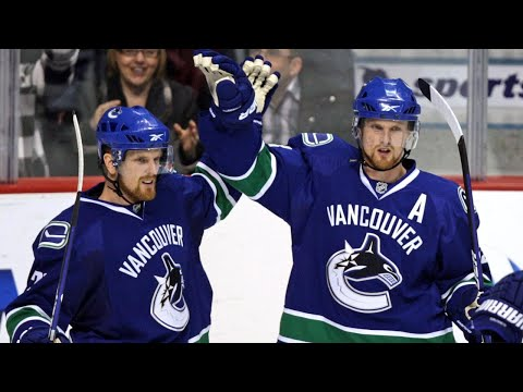 Gotta See It: Great moments from the Sedin twins