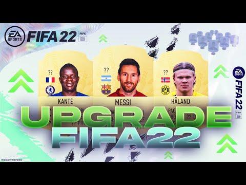 LES PLUS GROS UPGRADE SUR FIFA 22 #1