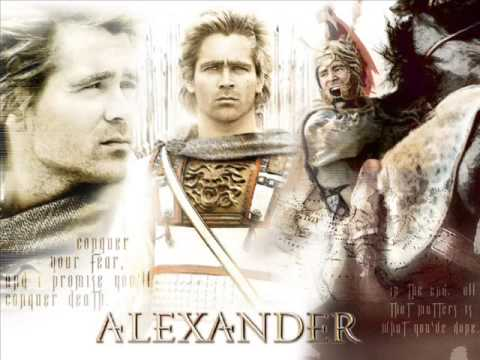Alexander OST #11 The Charge mp3