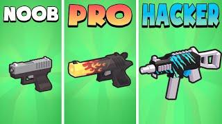 NOOB vs PRO vs HACKER – Rage Road (iOS)