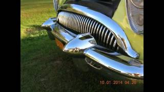 FOR SALE 1954 Buick Skylark Model 100 IN MALONE NY 12953