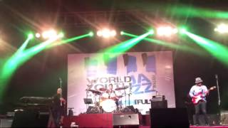 Echotones Live in World Youth Jazz Festival Putrajaya Malaysia 4 Mei 2014