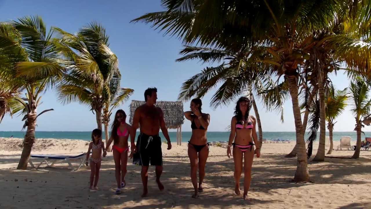 Santa Lucia Beach Cuba Youtube