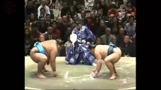 Схватка двух Йокодзун | Musashimaru vs. Takanohana: Natsu 2001 | EvckackeyGroups