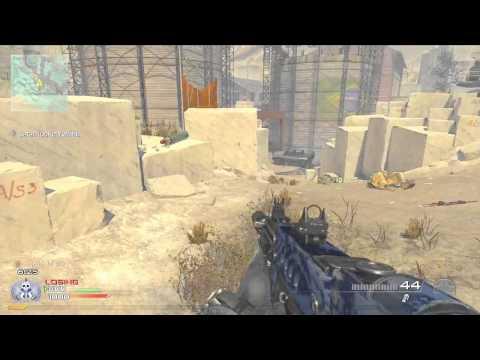 Modern Warfare 2: M-16
