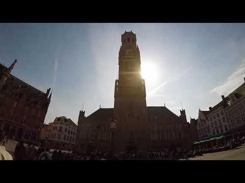 Bruges City Trip, P&O Ferries, Hull - Zeebrugges