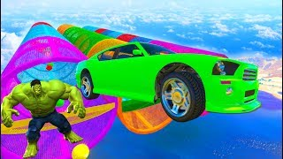 learn colors and numbers with cars fidget spinner superheroes cartoon nursery rhymes for children