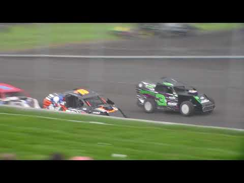 Mod Lite Heat 2 @ Boone Speedway 05/05/18