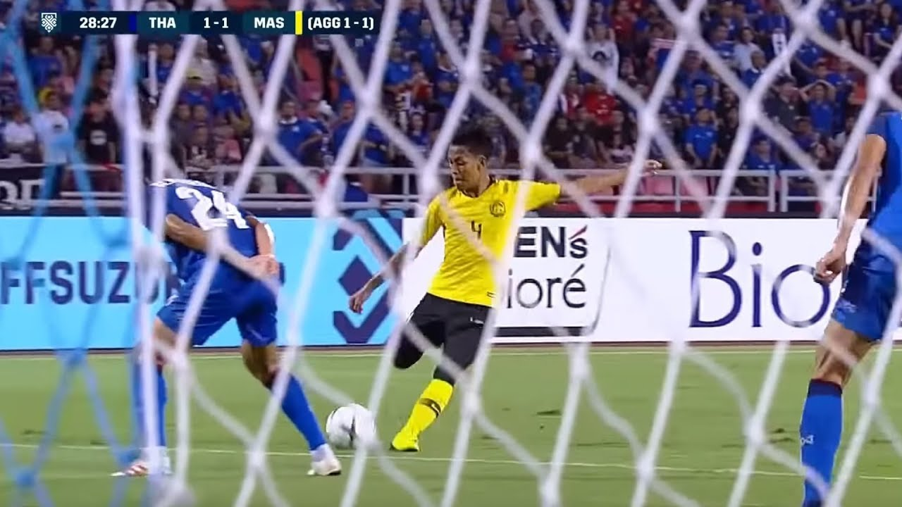 Roller coaster of emotions for Malaysia defender in Suzuki Cup semis