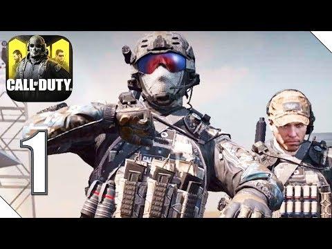 Call Of Duty: Mobile Прохождение Часть 1 Первый Взгляд | Андроид/iOS Геймплей
