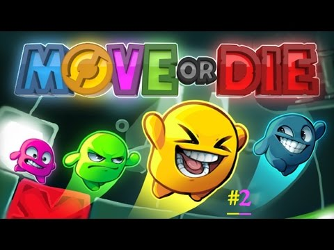 TWITCH VIEWERS TORTURE US! | Move Or Die #2