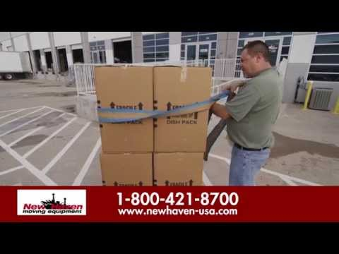 How To Use A Hump Strap From New Haven Moving Equipment | Burlap Carrying Strap
