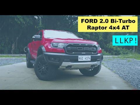 Ford 2.0 Bi-Turbo Raptor 4x4 AT Review