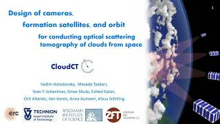 ICCP'2021 CloudCT space mission design