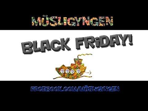 Black Friday 👲