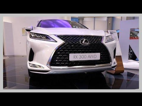 2020 LEXUS RX 300 AWD REVIEW POV